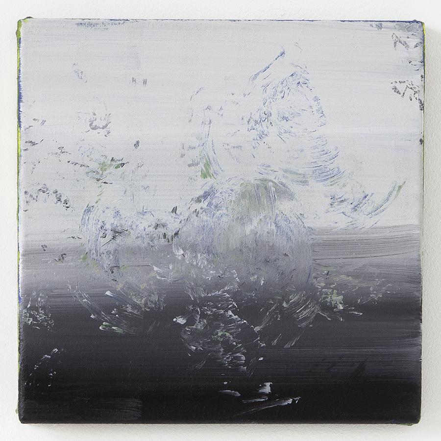 Schilderij Black Viona Falls