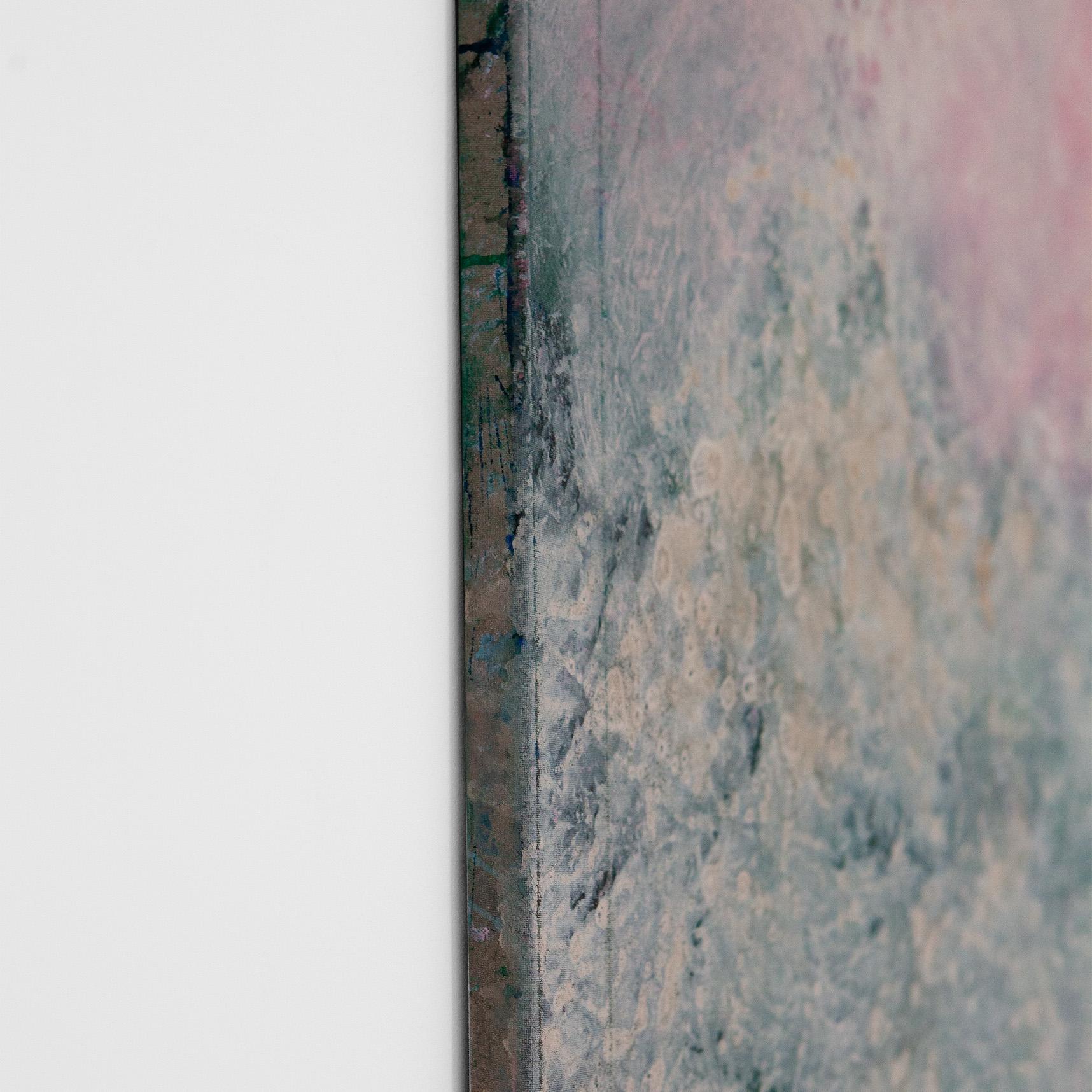 Schilderij Suzanne F Beach detail